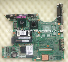 For HP Pavilion DV6000 DV6500 DV6700 GM965 Laptop motherboard Integrated 460901-001 DA0AT3MB8F0   stock No.999