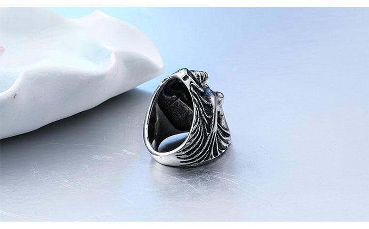 แหวนสวยๆ Code 049 แหวน Venus Naked สแตนเลส ส่งฟรี 7