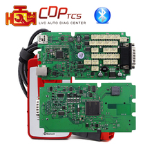 High quality single green PCB VVOVV SN0.PER bluetooth cars trucks OBDII diagnostic tool better than CDP TCS OBD2 auto scanner