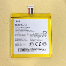 1700mAh MLLSE original TLp017A2 Battery For Alcatel One Touch Idol Mini OT-6012A OT-6012E OT-6012W S530T Batterie Batterij