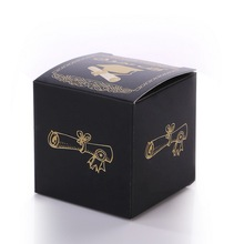 Vintage Inspired Party Favor Box ,Paper Box Gift Box Packaging Box For Graduation 12Pcs