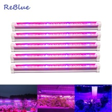 ReBlue Grow light led bulbs seedling aquarium lights led Grow 660nm lamps for plants Coral T5 full spectrum growing bulb Box(China)