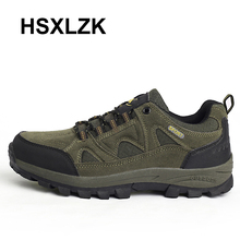 Men Boots Trial Shoes Spring Autumn Boots Waterproof Non-Slip Men Fashion Shoes Men Footwear