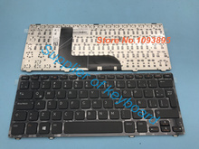 Free Shipping NEW Spanish/Latin Keyboard for DELL Inspiron 14z-5423 14Z 5423 13Z 5323 13Z-5323 Laptop Latin Keyboard(China)