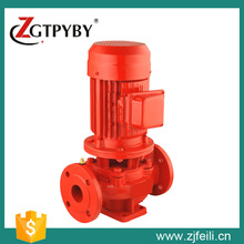 XBD vertical 7.5kw water pump 10 hp Single Suction Pipeline Vertical Fire Pump(China)