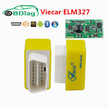 Promotion! Factory Price V1.5 ELM327 OBDII Code Scanner Super Mini ELM 327 Works On Android/PC Support Multi-brands Hot Sale