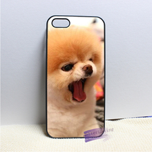 Pomeranian puppy dog 9 fashion cell phone case cover for iphone iphone 4 4s 5 5s 5c SE 6 6s plus 7 plus #LI0685