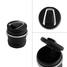 car Ash Tray Ashtray Storage Cup With LED for BMW 1 3 4 5 7 Series X1 X3 X5 X6  Wholesale