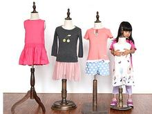 Kid mannequins sale,kafa makeni,flexible mannequins tripod stand,display stand,M00377