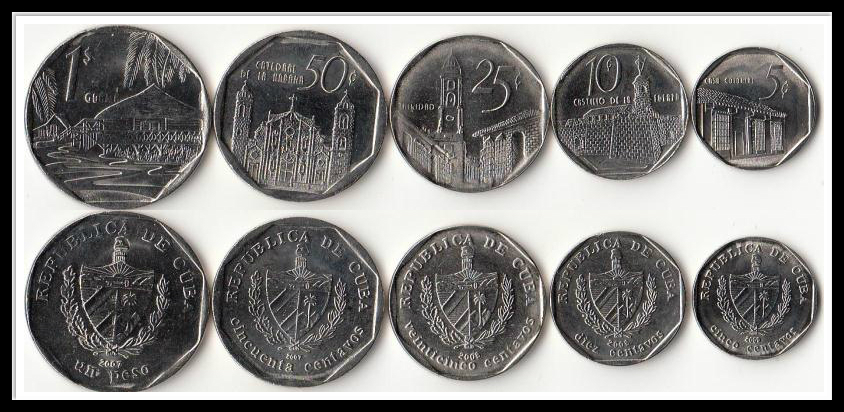 Circulated Mexican Silver Peso Coins Lot of ELEVEN COINS FREE SHIPPING!
