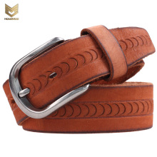 Buy 2017 New Arrival Cowboy Designer Belts Men High Real Cowhide Genuine Leather Mens Belts Luxury Ceintures Soft for $15.98 in AliExpress store