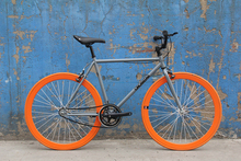 CROSSTAR ROAD BIKE FIXED GEAR BIKE BICYCLE BMX VELO FIXIE bicicletas cycling 46/52/56 FIXIE(China)