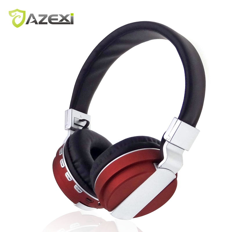 New Style Wireless Headset Metal Sport-beat Bluetooth headset wired headphone with Radio headset MIC for iPhone Samsung Huawei  <br>