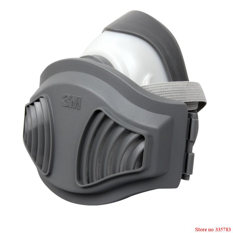 IIIM 1211 Pro Dust Mask Anti Industrial Construction Dust Pollen Haze Poison Gas Family and Professional Site Protection Tools<br><br>Aliexpress