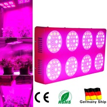 2 Part Of ZNET8 Full Spectrum LED Grow Lights For Indoor Plants Flower And Grow Stock in US Warehouse 600W HPS Replacement