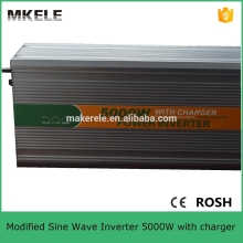 MKM5000-481G-C modified sine wave inverter 48vdc to 110vac inverter 5kw power inverter 5000 watt rechargeable power inverter(China)