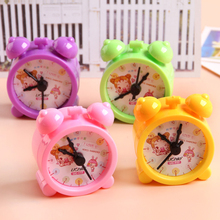 Mechanical Fantastic Cute Kawaii Clock Shape Pencil Sharpener Knife School Office Supplies