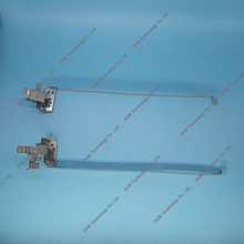 New Hinges for Toshiba Satellite L770D L770 L775 LCD Screen Right + Left hinges free shipping(China)