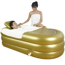 Size 168*78*48cm,With Electric Pump,The New Thickened Bathtub,Adult Folding Tub, Bath Barrel(China)