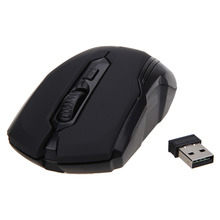 2.4GHz Wireless Optical Mouse/Mice 1600 DPI BD 70W USB 2.0 Receiver Laptop Ergonomic Design For Windows/ MaC OS PC