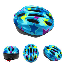 Well-ventilated comfortable 10 Vent Child Sports Mountain Road Bicycle Bike Cycling safety bicycle Helmet Skating cap 17531 P30