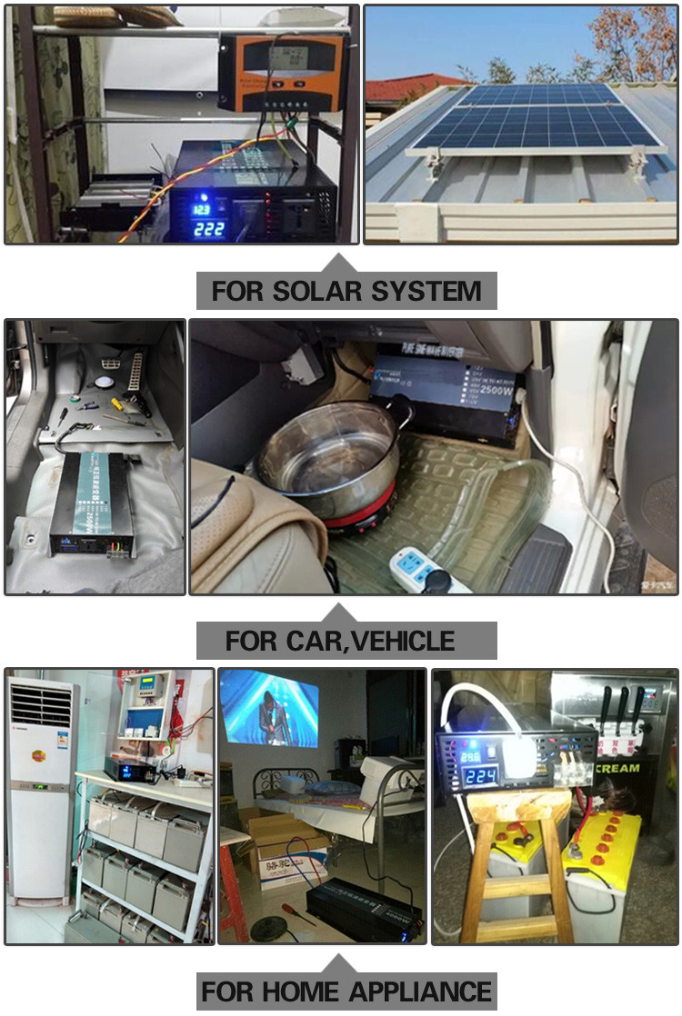 reliable inverter use