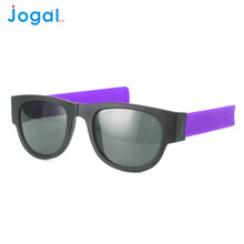 JOGAL Good Deal Summer 2017 Sunglasses Women Fold Up Goggles Biker Eyewear Glasses 1PC*23