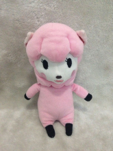 Sanei Animal Crossing New Leaf Lisa Reese 22cm Plush Toys(China)