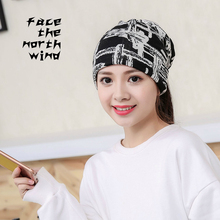 hat Lady spring summer Men women collar turban Confinement cap thin(China)
