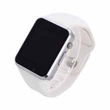 YUNSONG A1 Smart watch Bluetooth Wristwatch for Apple iPhone IOS Android Phone Intelligent Clock Sport Watch PKDZ09 GV18GT08