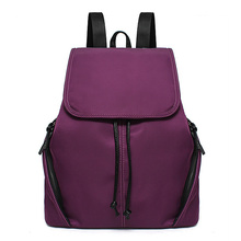 Stylish Small Clear Backpack Women Mini Backpacks for Girls Cute Purple Backpacks High School Back Pack 2017
