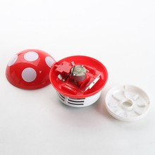 Mini Mushroom Shape New Cute Vacuum Cleaning Portable Corner Desk Vaccum Cleaner