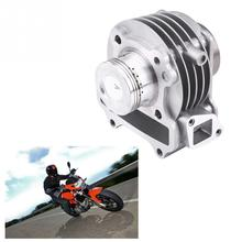 Buy Motorcycle Stroke Scooter Moped ATV engine 47mm Big Bore Kit Cylinder Piston Rings fit GY6/50CC/60CC/80CC for $23.94 in AliExpress store