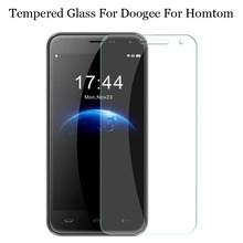 Buy 2.5D 9H Tempered Glass Doogee X5 Max Pro X6 X3 Y100 Y300 Homtom HT3 HT6 HT7 HT17 Pro Screen Protector Cover Film for $1.31 in AliExpress store