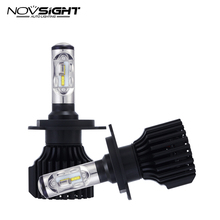 Buy NOVSIGHT N4B H4 Hi/Lo Beam LED Headlight 86W 13600LM Car LED H7 H11 9005 9006 9007 H13 H15 D1 Automobile Headlamp Fog Light Bulb for $54.39 in AliExpress store