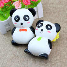 Antistress Squeeze Sheep Panda Squishy Slow Rising Decompression Toys Easter Gift Phone Strap Gadgets Toys for children(China)