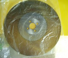 Speicial offer 20PCS total of 10PCS 200*32*2 100T and 10PCS 250*40*2 180T DM05 hss saw blades for Steel SS pipes cutting