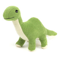 1 PCS Factory Price Stuffed Dolls Fot Boys Girls Green Dinosaur Plush Toys Christmas Gift Plush Animals(China)