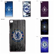 Phone Case Shell For Huawei Ascend P7 P8 P9 P10 Lite Plus 2017 Honor 5C 6 4X 5X V8 Mate 8 7 9 Pro 3D Chelseas Football FC(China)