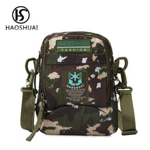Camouflage crossbody bags for men designer multi pocket shoulder bag belt purse men's messenger bags fashion hip pouch boys bags