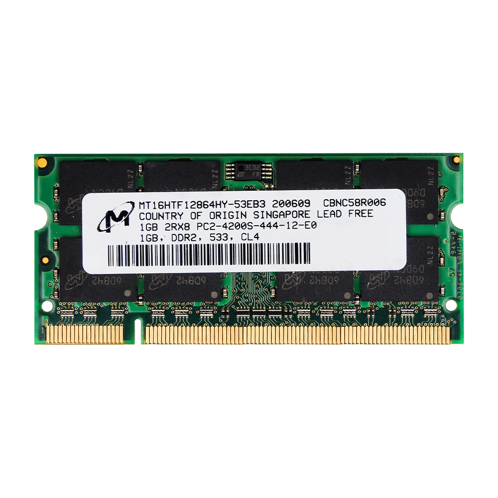 Micron DDR2 533 1GB NB-1