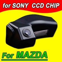 For Sony CCD Auto Mazda2/Mazda3/Car kamera camera Ruckfahrkamera rear view back up parking reverse HD night vision