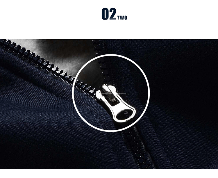 5XL Fleece Hoodies Men Winter Warm Mens Hooded Jackets Tracksuits Outwear Patchwork Sportswear Thicken Wool US Size Sweatshirts 11