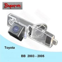 for Toyota BB 2003~2005 SONY Waterproof HD CCD Car Camera Reversing Reverse rear view camera(China)