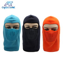 Buy Cycle Zone Winter Warmer Cycling Face Mask Windproof Dust-proof Fleece Bike Full Face Scarf Mask Neck Bicycle Snowboard Ski Mask for $4.31 in AliExpress store
