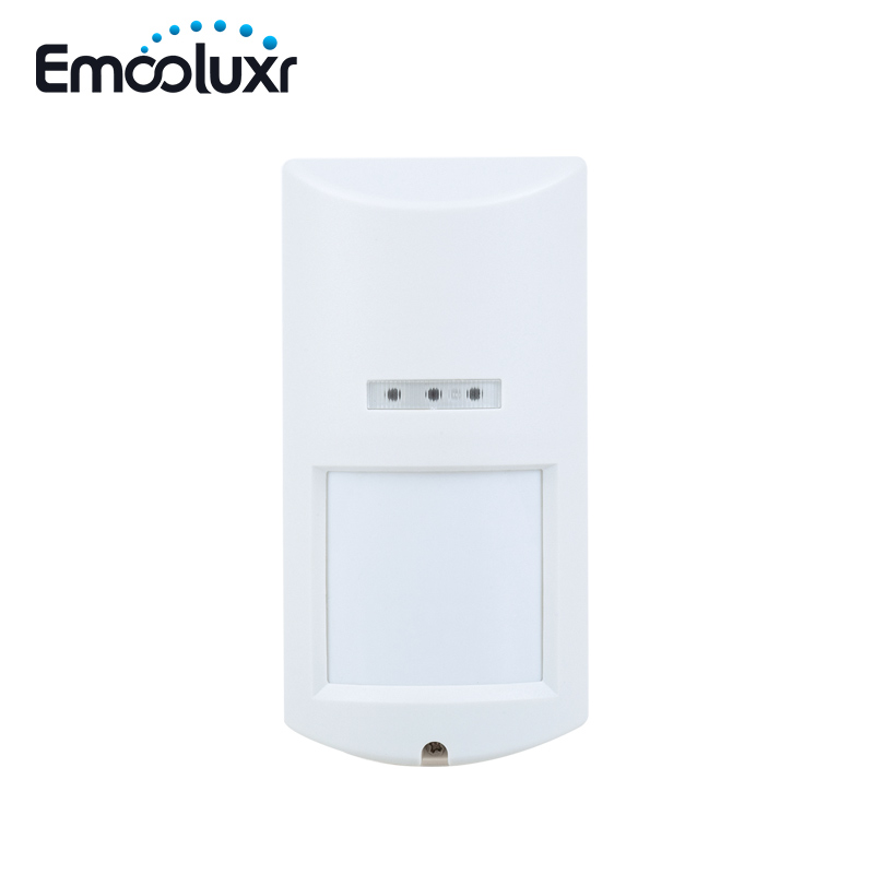 433MHZ Code1527 Wireless Outdoor Pet Friendly PIR Motion Detector Home Alarm Sensor for Wireless WIFI GSM PSTN Alarme System<br>