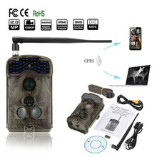 940NM Hunting Camera MMS GPRS SMS Infrared Scouting Trail Camera Wildlife Camera Traps IR LED Video Recorder 6310WMG(China)