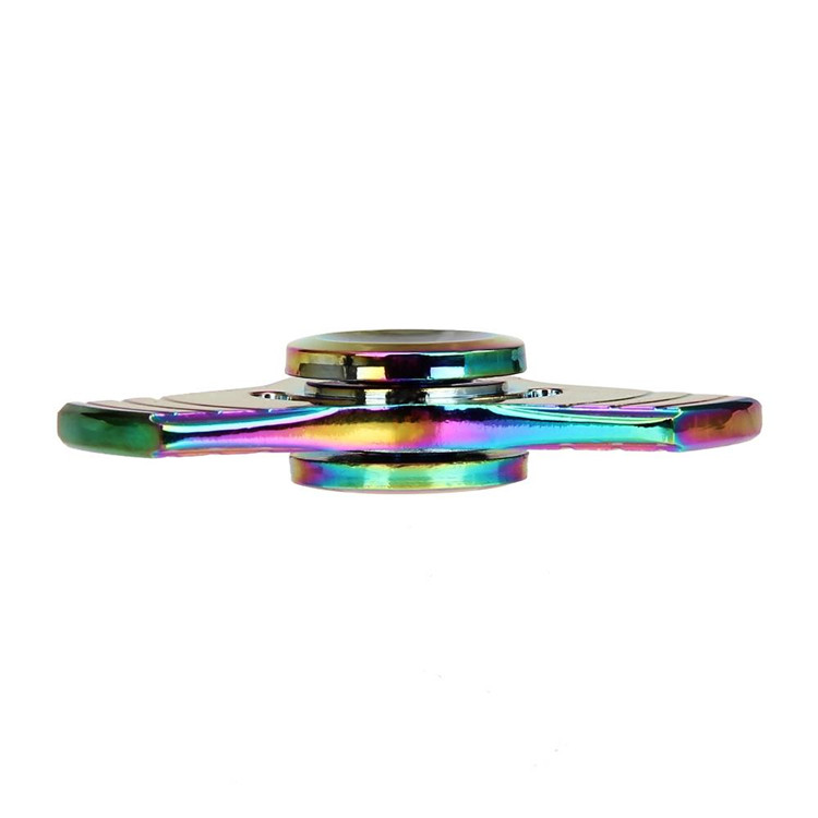 Fidget Spinner Hand Spinner Steel Ball Bearing Zinc Alloy Anxiety Stress for Adults Kid Metal Finger Spinners