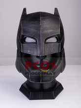 Batman v Superman : Dawn of Justice Batman Cosplay Mask & Head model mp003503 (Can make display exhibition)(China)