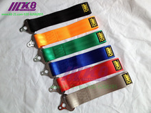 SO tow strap High Quality Racing car tow strap/tow ropes/Hook/Towing Bars